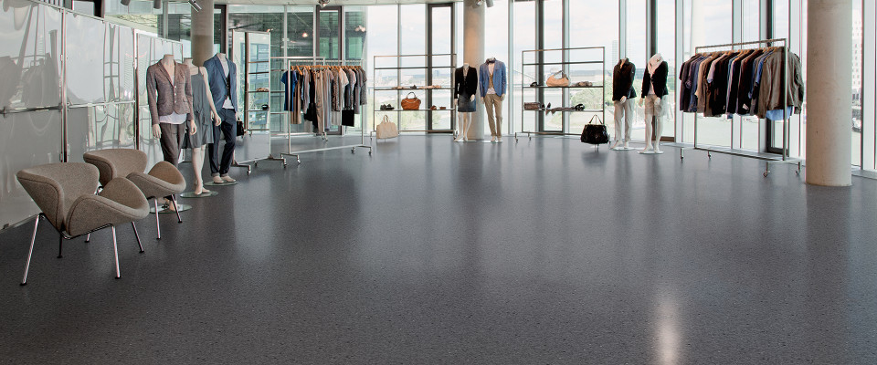 Homogenous Flooring | Flooring Solutions from Birch Commercial Furnishings