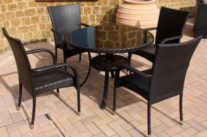 Dunloe 5 Piece Dining Set