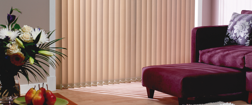 Vertical Blinds | Curtains and Blinds Solutions from Birch Commercial Furnishings