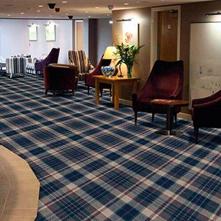 Broadloom Carpets supplied by Birch Commercial Furnishings